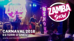 Carnaval Esterri d'Àneu (2018)