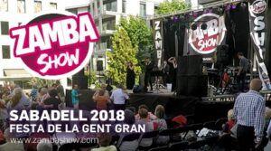 Gent Gran Sabadell (Maig 2018)