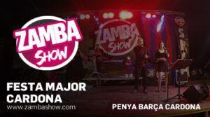 Festa Major  Cardona (Plaça Major 2017)