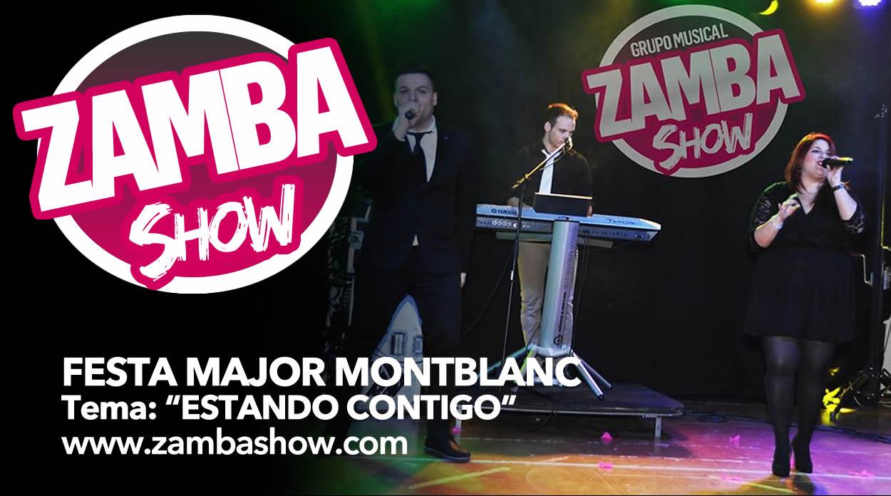 Festa Major Montblanc 2017  «Estando Contigo»