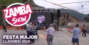 Festa Major Llavorsi (Juliol 2018)